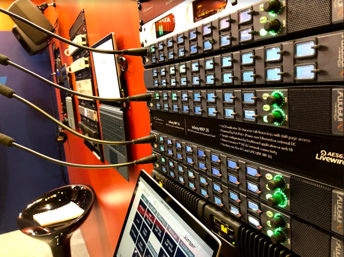 Telos Alliance Gives Broadcasters Powerful Audio Processing & IP Audio Solutions at BroadcastAsia 2019
