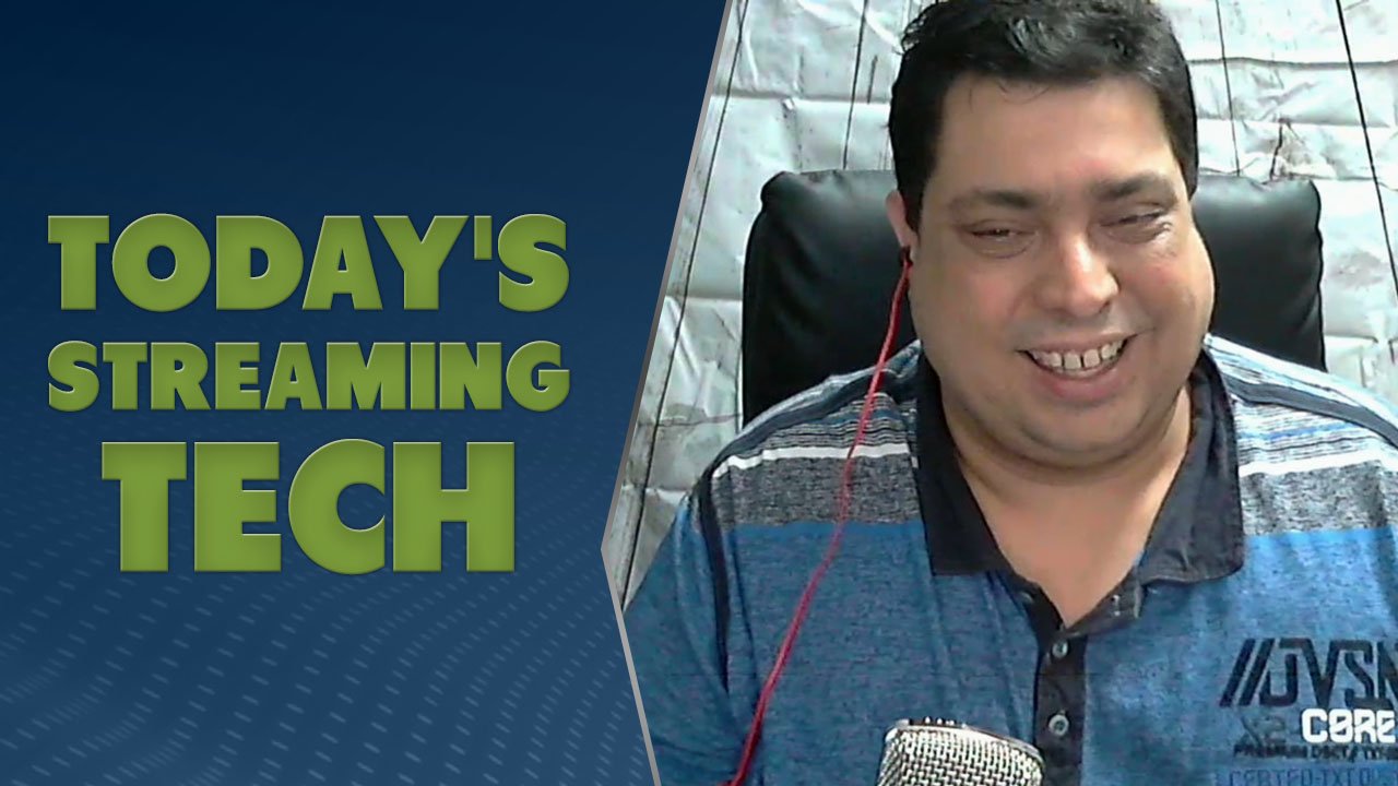 TWiRT 422 - Today's Streaming Tech with Sam Sousa